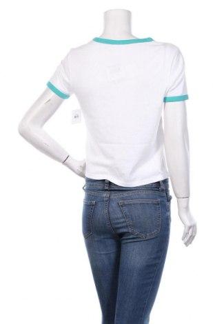 Дамска тениска Juicy Couture, Размер S, Цвят Бял, 60% памук, 40% полиестер, Цена 31,90лв.