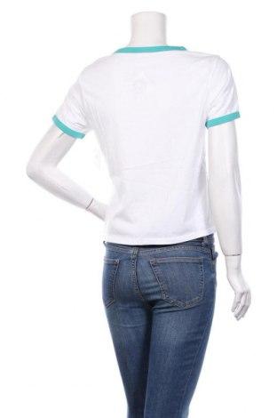 Дамска тениска Juicy Couture, Размер M, Цвят Бял, 60% памук, 40% полиестер, Цена 31,90лв.