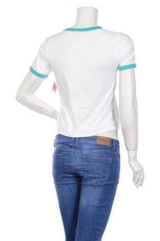 Дамска тениска Juicy Couture, Размер XS, Цвят Бял, 60% памук, 40% полиестер, Цена 34,80лв.