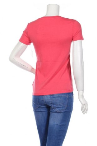 Дамска тениска Juicy Couture, Размер XS, Цвят Розов, 60% памук, 40% полиестер, Цена 35,20лв.