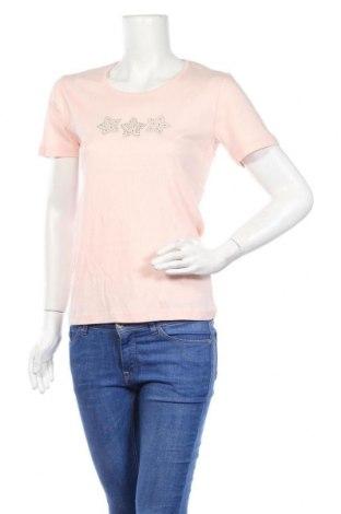 Дамска тениска Le Phare De La Baleine, Размер L, Цвят Розов, 100% памук, Цена 36,00лв.