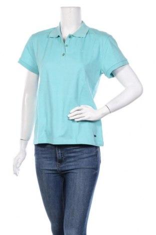 Дамска тениска Le Phare De La Baleine, Размер XL, Цвят Син, 95% памук, 5% еластан, Цена 44,25лв.