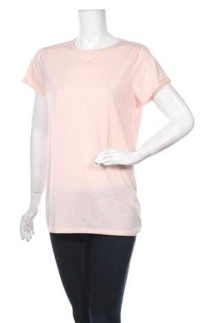 Γυναικείο t-shirt Lefties, Μέγεθος L, Χρώμα Ρόζ , 70% πολυεστέρας, 30% βισκόζη, Τιμή 5,32€