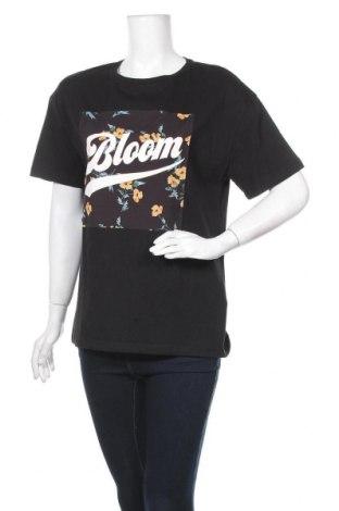 Дамска тениска Lft, Размер M, Цвят Черен, Памук, Цена 24,00лв.