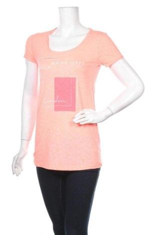 Γυναικείο t-shirt Supermom, Μέγεθος S, Χρώμα Ρόζ , 50% βαμβάκι, 50% πολυεστέρας, Τιμή 18,95€
