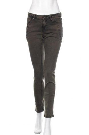 Γυναικείο Τζίν Edc By Esprit, Μέγεθος M, Χρώμα Πράσινο, 99% βαμβάκι, 1% ελαστάνη, Τιμή 11,30€