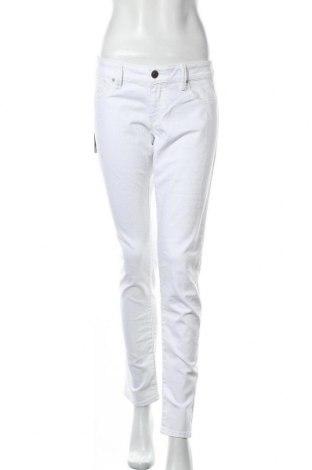 Γυναικείο Τζίν Mavi, Μέγεθος L, Χρώμα Λευκό, 98% βαμβάκι, 2% ελαστάνη, Τιμή 16,74€
