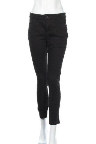 Дамски дънки Un Deux Trois, Размер M, Цвят Черен, 98% памук, 2% еластан, Цена 78,97лв.