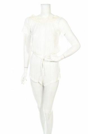 Γυναικεία σαλοπέτα Jennyfer, Μέγεθος XS, Χρώμα Λευκό, Βισκόζη, Τιμή 5,93€