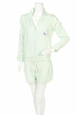 Γυναικεία σαλοπέτα Mint & Berry, Μέγεθος M, Χρώμα Πράσινο, 100% βαμβάκι, Τιμή 11,52€