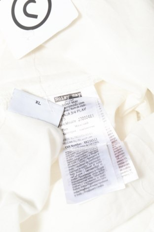 Дамски гащеризон Noisy May, Размер XL, Цвят Бял, Памук, Цена 21,60лв.