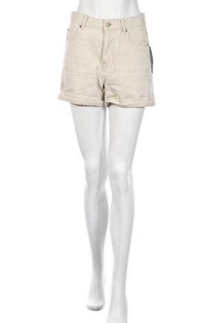 Дамски къс панталон Dr. Denim, Размер S, Цвят Бежов, Памук, Цена 33,00лв.
