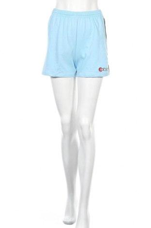 Γυναικείο κοντό παντελόνι Erima, Μέγεθος S, Χρώμα Μπλέ, 70% βαμβάκι, 30% πολυεστέρας, Τιμή 10,61€