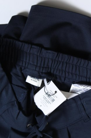 Γυναικείο κοντό παντελόνι Jacqueline De Yong, Μέγεθος S, Χρώμα Μπλέ, 66% βισκόζη, 30% πολυαμίδη, 4% ελαστάνη, Τιμή 13,04€