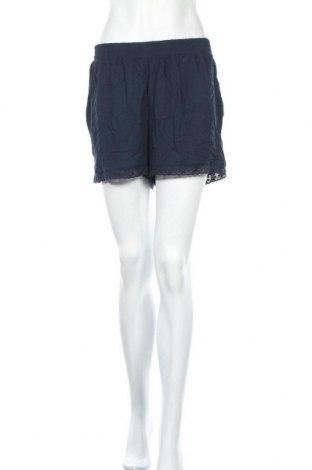 Γυναικείο κοντό παντελόνι Jacqueline De Yong, Μέγεθος M, Χρώμα Μπλέ, Βισκόζη, Τιμή 14,23€
