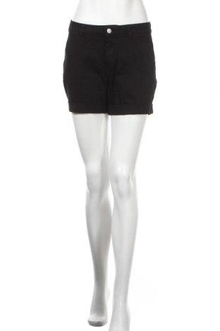 Дамски къс панталон Jacqueline Riu, Размер M, Цвят Черен, 98% памук, 2% еластан, Цена 13,94лв.