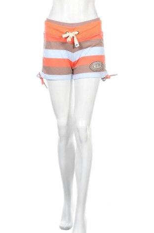 Γυναικείο κοντό παντελόνι Kangaroos, Μέγεθος XS, Χρώμα Πολύχρωμο, 95% βαμβάκι, 5% ελαστάνη, Τιμή 11,91€