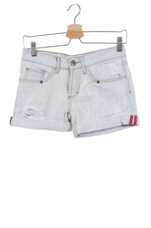 Γυναικείο κοντό παντελόνι Karl Marc John, Μέγεθος S, Χρώμα Μπλέ, Βαμβάκι, Τιμή 23,27€