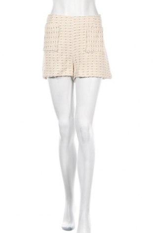 Γυναικείο κοντό παντελόνι La Petite Francaise, Μέγεθος XL, Χρώμα Εκρού, 98% βαμβάκι, 2% πολυεστέρας, Τιμή 6,32€