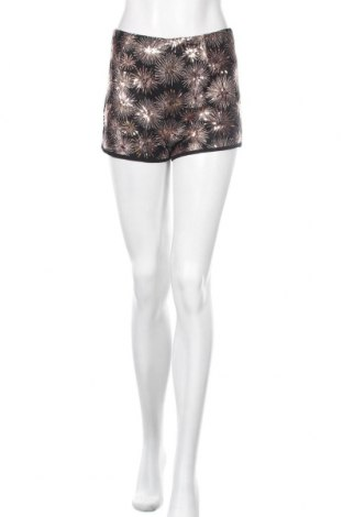 Γυναικείο κοντό παντελόνι Missguided, Μέγεθος XS, Χρώμα Χρυσαφί, Πολυεστέρας, Τιμή 14,74€