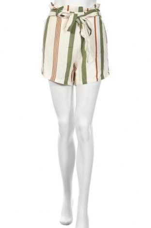 Γυναικείο κοντό παντελόνι ONLY, Μέγεθος S, Χρώμα Πολύχρωμο, 90% βισκόζη, 10% πολυαμίδη, Τιμή 12,63€