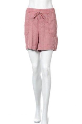 Γυναικείο κοντό παντελόνι S.Oliver, Μέγεθος L, Χρώμα Ρόζ , Lyocell, Τιμή 16,73€