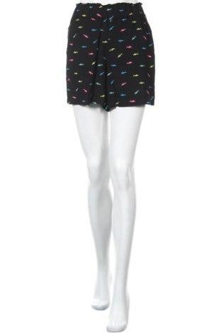 Γυναικείο κοντό παντελόνι Tom Tailor, Μέγεθος M, Χρώμα Μαύρο, Βισκόζη, Τιμή 21,29€
