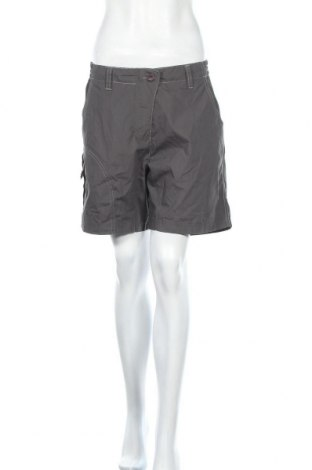 Γυναικείο κοντό παντελόνι Trespass, Μέγεθος L, Χρώμα Γκρί, Πολυεστέρας, Τιμή 12,13€