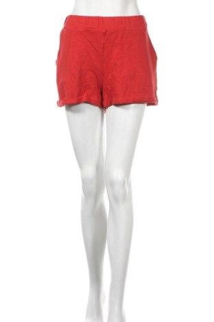 Γυναικείο κοντό παντελόνι Twintip, Μέγεθος XL, Χρώμα Κόκκινο, Βαμβάκι, Τιμή 8,42€