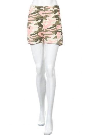 Дамски къс панталон Twintip, Размер S, Цвят Многоцветен, Памук, Цена 21,00лв.