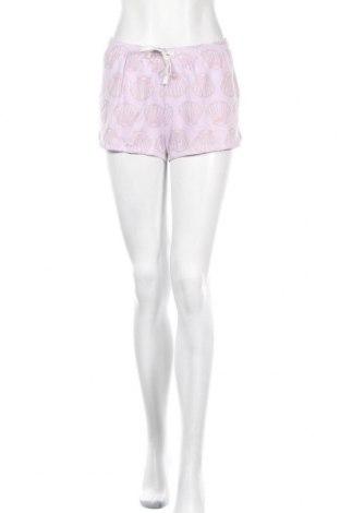 Γυναικείο κοντό παντελόνι Undiz, Μέγεθος L, Χρώμα Βιολετί, 65% βαμβάκι, 35% πολυεστέρας, Τιμή 4,95€