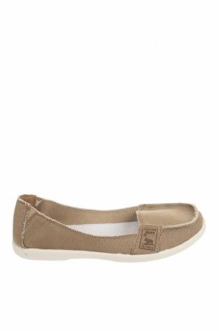 Γυναικεία παπούτσια Banana Moon, Μέγεθος 36, Χρώμα Καφέ, Κλωστοϋφαντουργικά προϊόντα, Τιμή 7,60€