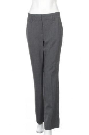Дамски панталон Atelier GARDEUR, Размер S, Цвят Сив, 52% полиестер, 43% вълна, 6% еластан, Цена 11,59лв.