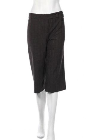 Дамски панталон BCBG Max Azria, Размер L, Цвят Кафяв, 64% полиестер, 32% вискоза, 4% еластан, Цена 41,70лв.