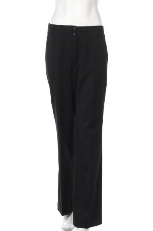 Дамски панталон Betty Barclay, Размер M, Цвят Черен, 75% полиестер, 21% вискоза, 4% еластан, Цена 14,40лв.