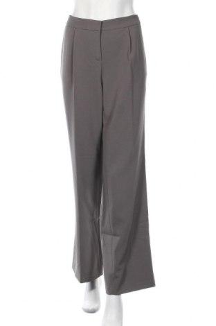 Γυναικείο παντελόνι Jacqueline Riu, Μέγεθος M, Χρώμα Γκρί, 95% πολυεστέρας, 5% ελαστάνη, Τιμή 3,56€