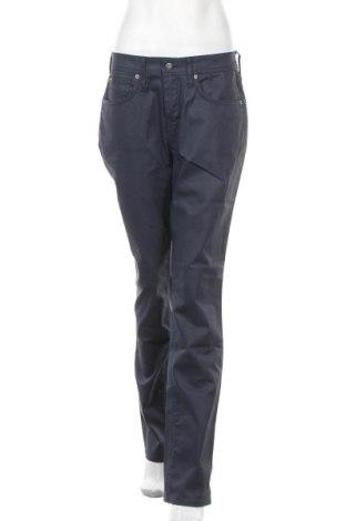 Γυναικείο παντελόνι Lee Cooper, Μέγεθος L, Χρώμα Μπλέ, 97% βαμβάκι, 3% ελαστάνη, Τιμή 20,77€