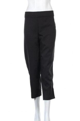 Дамски панталон Naoko, Размер XXL, Цвят Черен, 60% полиестер, 40% вискоза, Цена 36,57лв.