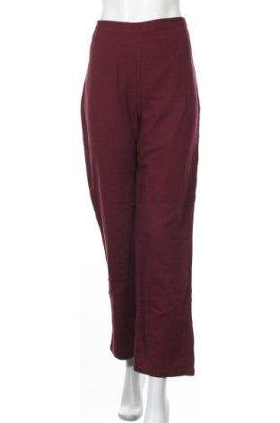 Γυναικείο παντελόνι Nitya, Μέγεθος L, Χρώμα Κόκκινο, Βαμβάκι, Τιμή 8,14€