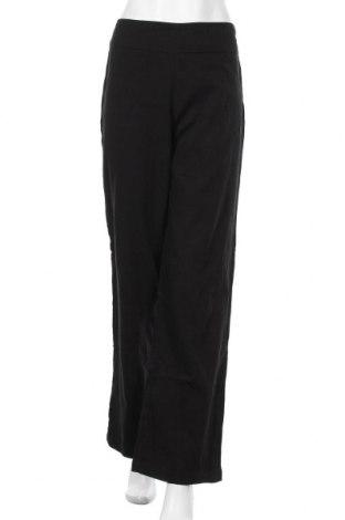 Дамски панталон Nitya, Размер M, Цвят Черен, Памук, Цена 14,28лв.