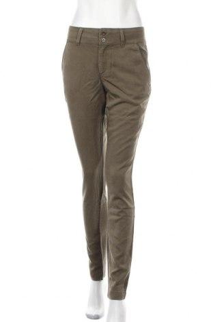 Γυναικείο παντελόνι On.You, Μέγεθος M, Χρώμα Πράσινο, Τενσελ, Τιμή 29,92€