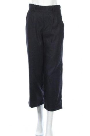 Дамски панталон Orna Farho, Размер M, Цвят Син, 95% полиестер, 5% еластан, Цена 38,00лв.
