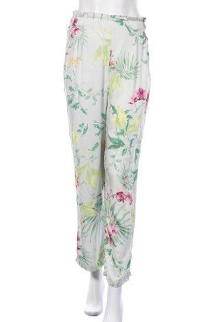 Дамски панталон Oysho, Размер S, Цвят Многоцветен, 100% вискоза, Цена 39,00лв.