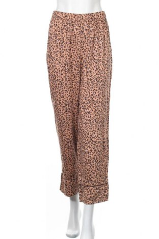 Дамски панталон Oysho, Размер S, Цвят Многоцветен, Вискоза, Цена 44,25лв.
