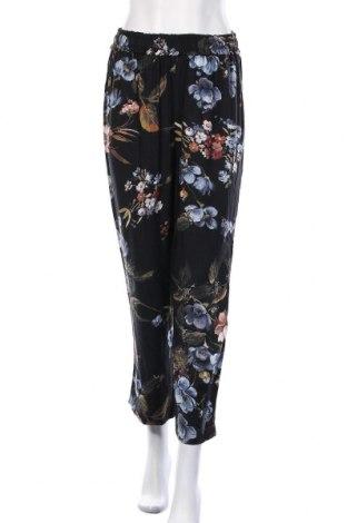 Дамски панталон Oysho, Размер S, Цвят Многоцветен, 100% вискоза, Цена 44,25лв.