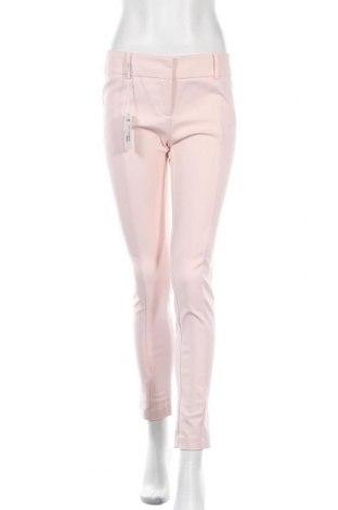 Γυναικείο παντελόνι Patrizia Pepe, Μέγεθος M, Χρώμα Ρόζ , 48% βαμβάκι, 45% πολυαμίδη, 7% ελαστάνη, Τιμή 54,88€