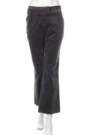 Дамски панталон Principles, Размер M, Цвят Сив, 98% памук, 2% еластан, Цена 11,36лв.
