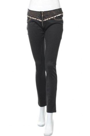 Γυναικείο παντελόνι Redial Luxury, Μέγεθος L, Χρώμα Μαύρο, 95% πολυεστέρας, 5% ελαστάνη, Τιμή 16,05€