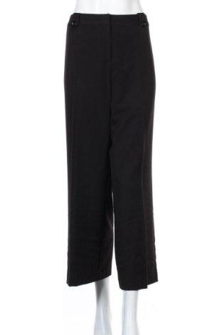 Дамски панталон Simply Be, Размер L, Цвят Черен, 88% полиестер, 8% вискоза, 4% еластан, Цена 13,65лв.