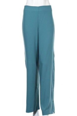 Дамски панталон Stefanel, Размер M, Цвят Зелен, 95% полиестер, 5% еластан, Цена 22,88лв.